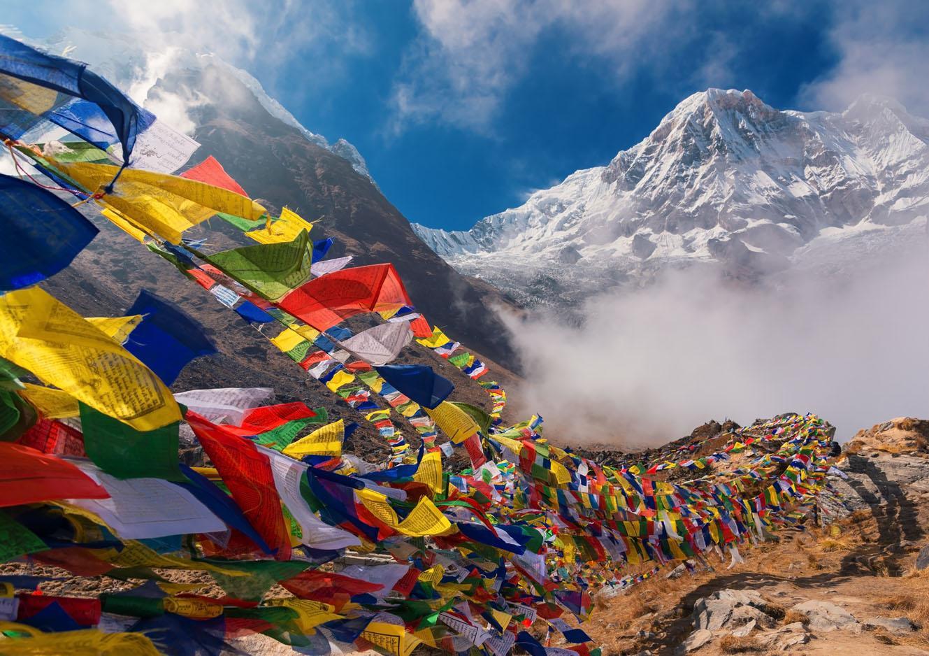 ТРЕККИНГ К АННАПУРНЕ (Непал)