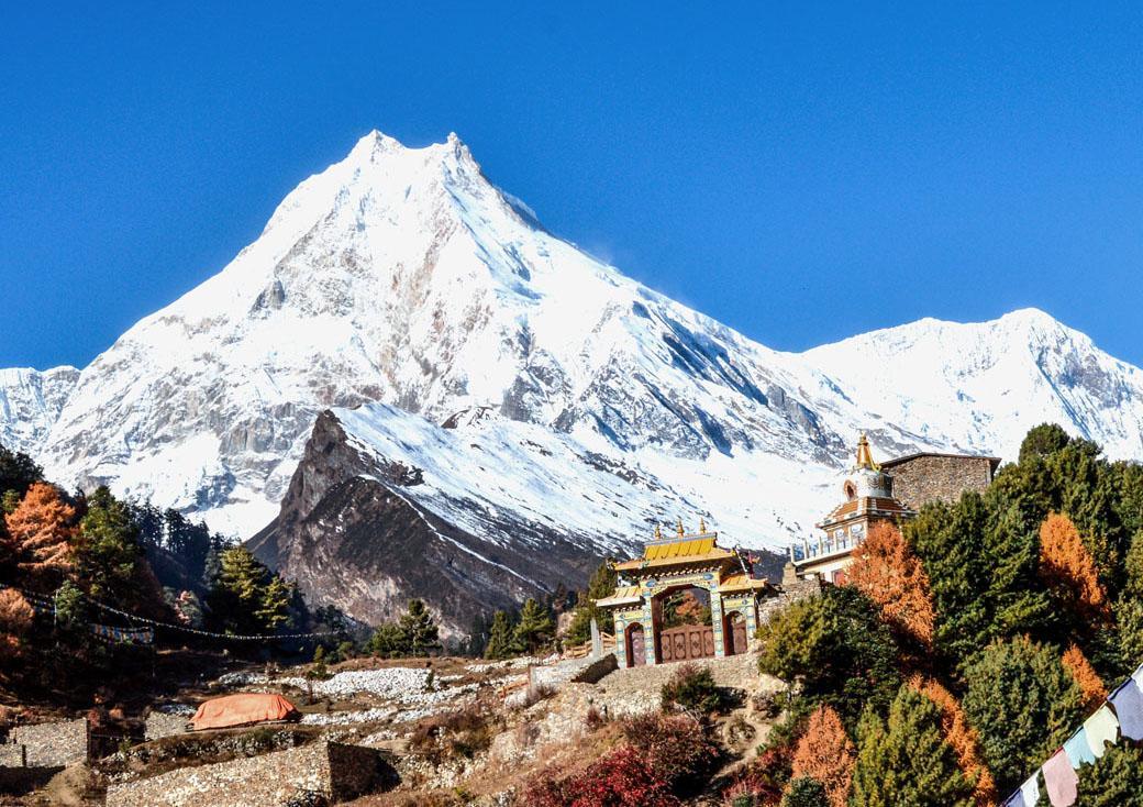ТРЕККИНГ ВОКРУГ МАНАСЛУ (Непал)